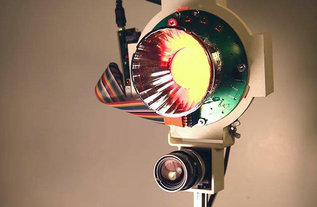 Hyperspectral Imaging Camera