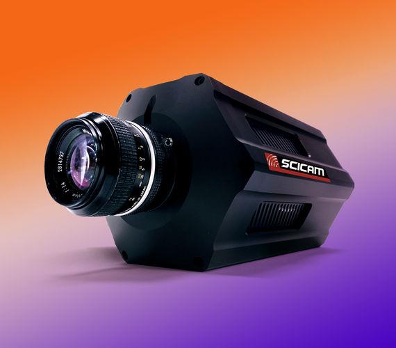 ingaas spectroscopy cameras