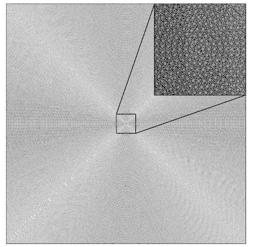 metalens pattern