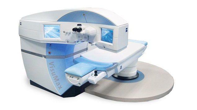 Carl Zeiss Visumax Laser