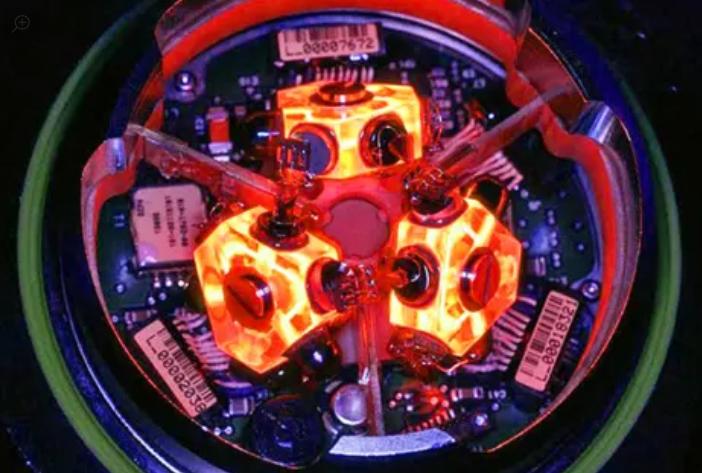 ring laser gyroscope