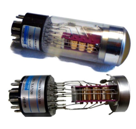 tools of the trade: photomultiplier tube