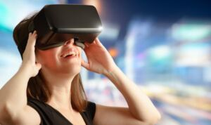 Applying Holographic Optical Technology to Virtual Reality