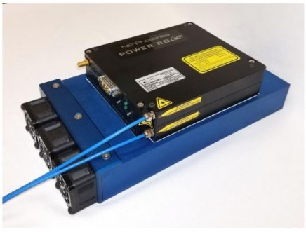 High Power Rock 1.5 micron 2W Single Frequency Laser for OEM Applications