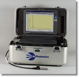 InPhototeTM Portable Raman System for Rapid Chemical ID LR version