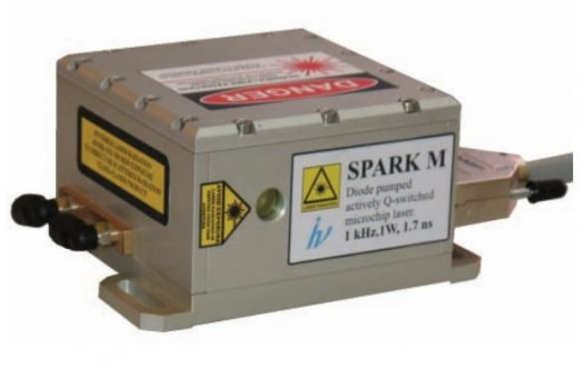 Spark S Ultra High Energy kHz Diode-Pumped Laser