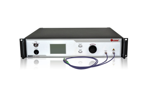 1.0um High Power Pulse Fiber Amplifier