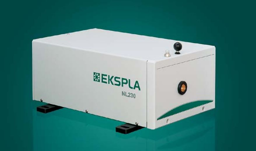 NL230 SERIES - High Pulse Energy Q-Switched Nd:YAG Lasers