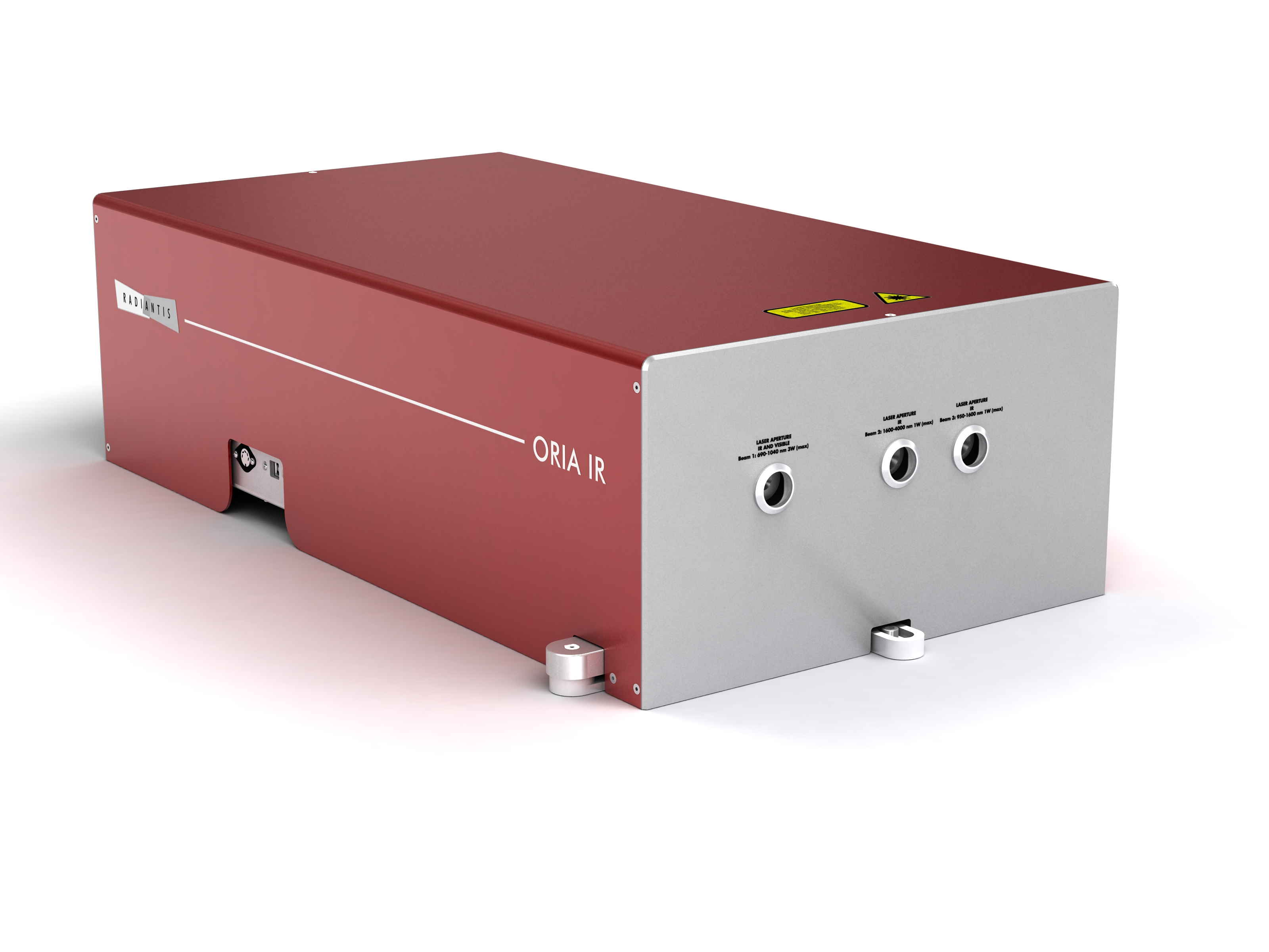 Oria IR OPO - Automated Infrared Wavelength Extension for Femtosecond Ti:sapphire Lasers