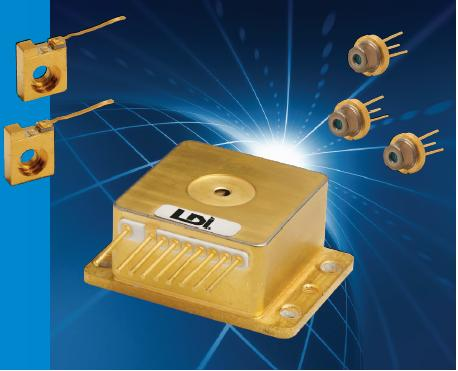 High Power CW Laser Diodes