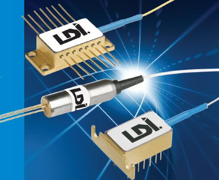 LCW/SCW Series: Instrument Laser Modules Pulsed and CW Applications