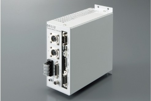 2-Axis Stepper Motor Controller for DC power: DS112 Series