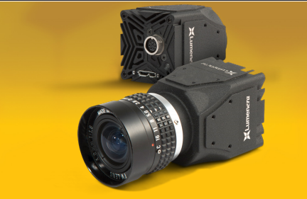 2.2 Megapixel High-Speed CMOS Camera