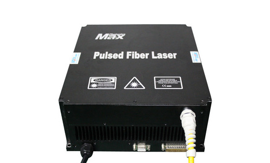 50W Q-Switched Pulsed Fiber Laser Source