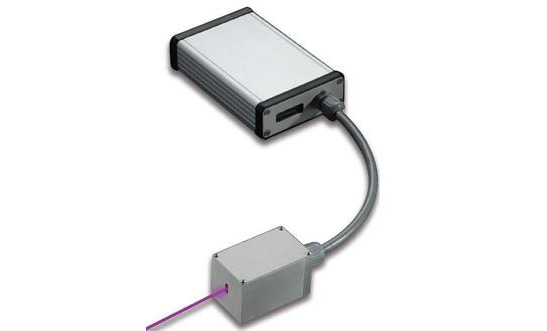 561nm 25mW iFLEX-Mustang fiber coupled solid state laser