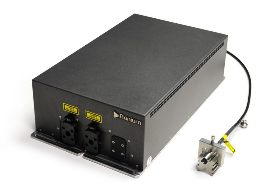 High-power triple output synchronised ultrafast fiber laser system ALP