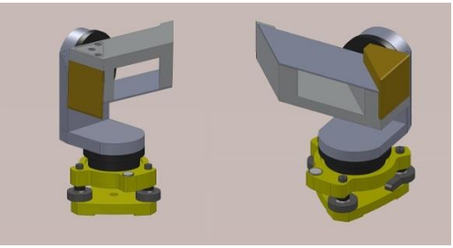 Adjustable Lateral Offset Device