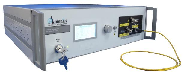 Amonics - High Power Fiber Laser - AFL-1550-50-R