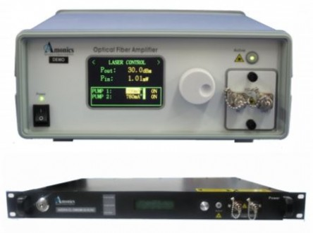 Amonics - Bench-top C and L Band EDFA - AEDFA-CL-23