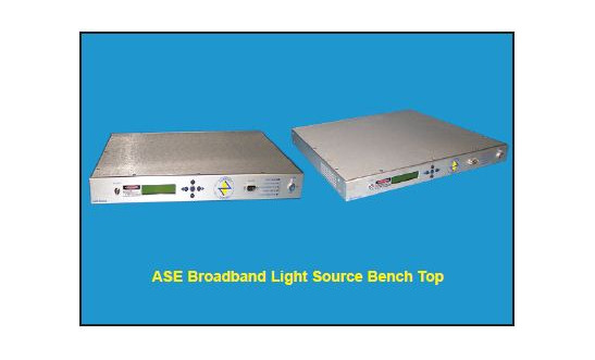 BROADBAND LIGHT SOURCE ASE-1-27-C-1-F-3A-RU