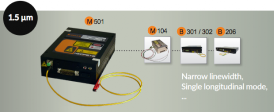 CEFL-KILO SINGLE FREQUENCY FIBER LASER