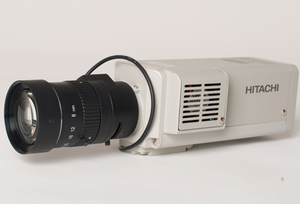HITACHI KP-HD2005R-S5-32X FULLY INTEGRATED CAMERA/ZOOM LENS SYSTEM