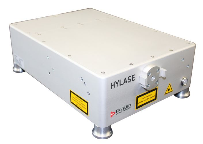 Industrial Picosecond Laser: HYLASE-8-SHG