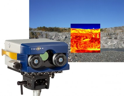 Hyperspectral IR Camera HYPER-CAM METHANE