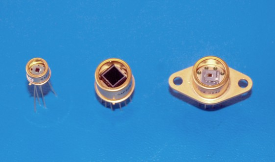 InGaAs Thermoelectric Cooled Photodiodes