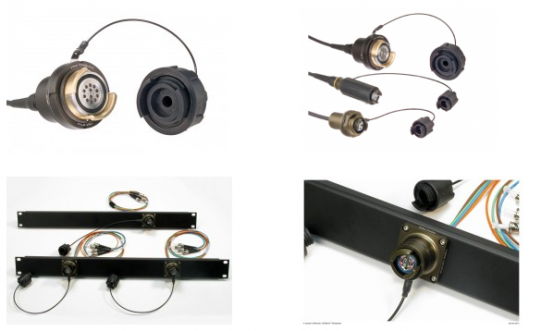 InfiniBeam Expanded Beam Cable Assemblies