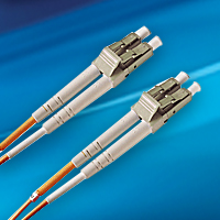 LC-LC-S-D-100M Optical Fiber Cables – Multimode LC/LC Duplex