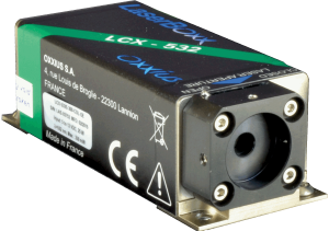 LCX-532L-200-CSB: 532nm Low Noise DPSS Laser