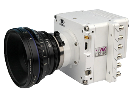 Phantom VEO 640 High-Speed Camera