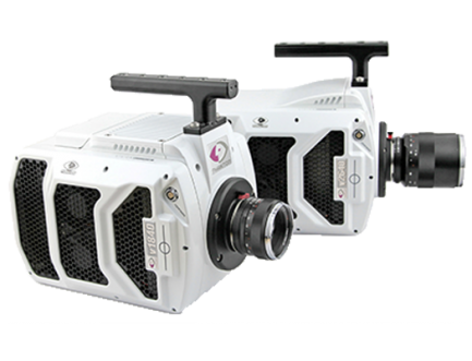 Phantom v2640 Ultrahigh-Speed Camera