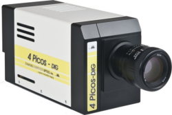 Picosecond High Speed ICCD Camera Family 4 Picos