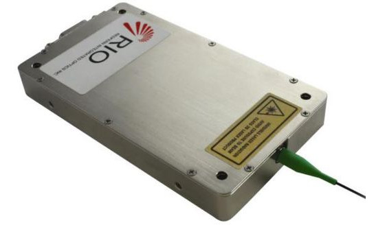 RIO ORION™ Series 1550nm Low Phase Noise Narrow Linewidth Laser Module (10mW)