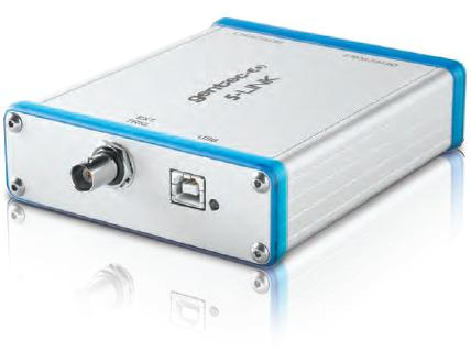 Gentec-EO - Dual Channel Energy and Power Monitor - S-LINK-2-Ethernet