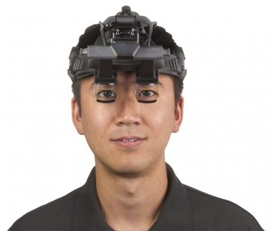 SA-62/S Augmented Reality Head Mounted Display