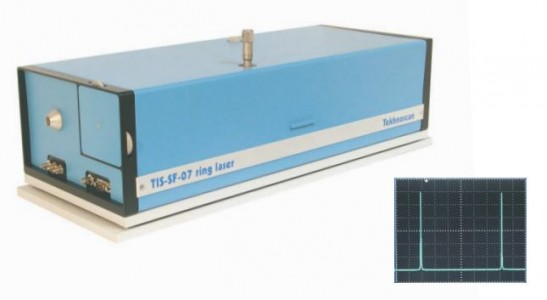 TIS-SF-07 CW Single-Frequency Ring Ti:Sapphire Laser 695-770nm
