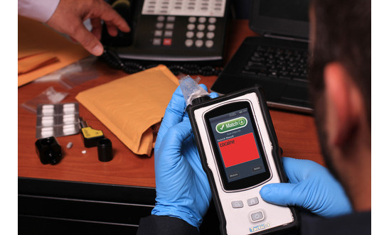 Tacticid N Handheld Raman Analyzer For Narcotic And