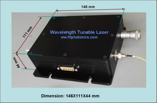 Tunable fiber laser @ 1064nm