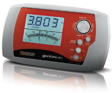 Gentec-EO - Single Channel Power Monitor - TUNER