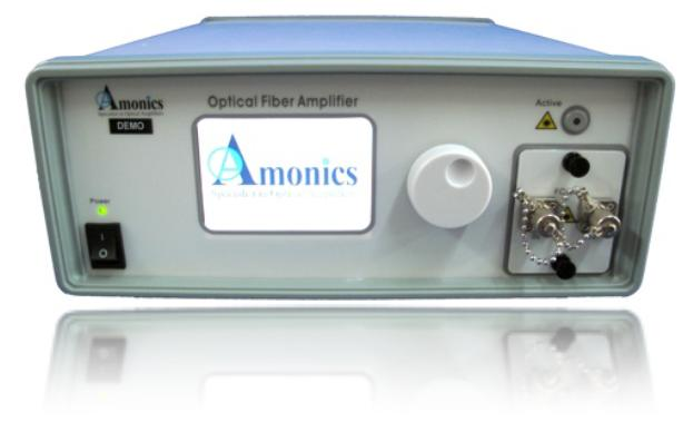 Amonics - EDFA for Burst Mode Networks - AEDFA-PKT-DWDM-15-B