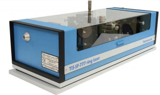 iFineTIS-07 CW frequency-Stabilized Ti:Sapphire Laser