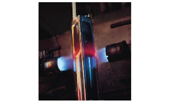 laser glass components