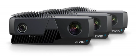 Zivid One+ Small Industrial 3D Camera