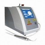220V AC Dental Laser Equipment For Tooth Whitening Internal Decontamination And Surgery
