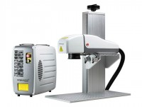 3D Laser Marking Machine with IPG Fiiber Source
