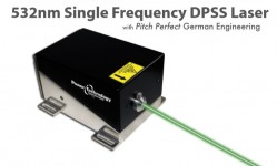 532nm Single Frequency DPSS Laser