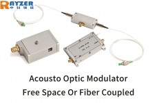 Acousto-Optic Modulator / Frequency Shifter 1550nm 100MHz